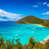 British Virgin Islands April 21-28, 2018